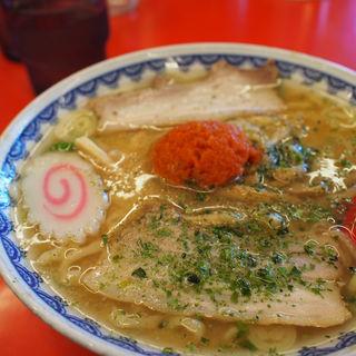 赤湯からみそラーメン(龍上海 赤湯本店)