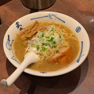 味玉角煮らーめん(麺屋武蔵 武骨外伝)
