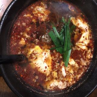 元祖辛麺5辛(辛麺屋 桝元 玄風周船寺店 )