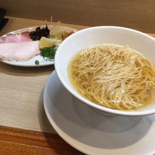 冷やし平子 塩(らぁ麺 蒼空)