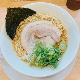 煮干し醤油ラーメン(麺屋 瑞風 )
