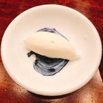 山椒のアイス