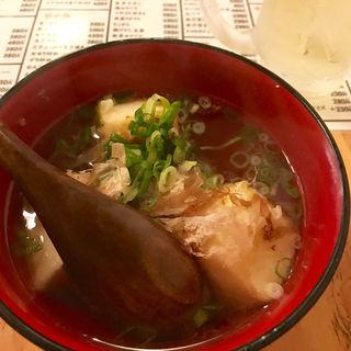 揚げだし豆腐 (播州酒場)