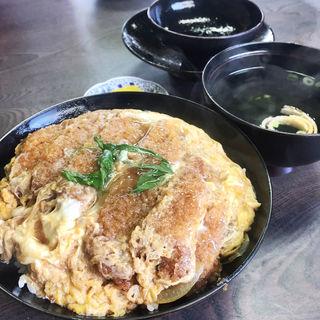カツ丼(篠栗うどん )