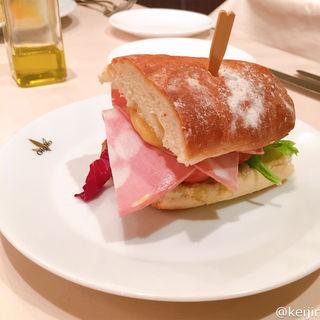 ランチの前菜(ジリオ (Giglio))