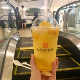 情熱マンゴースムージー(台湾甜商店 )