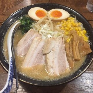 特製味噌ラーメン(旭川ラーメン 大雪軒 (たいせつけん))