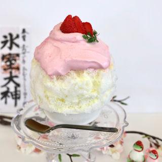 桜いちごミルフィーユ(ひめじ官兵衛堂)