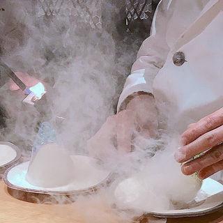 鰹の燻製(鮨 Shizuku)