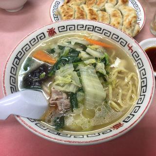 タンメン(十番 (ジュウバン))