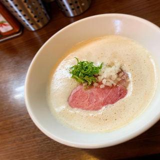 TORI白湯らーめん(麺~leads~なかの )