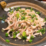 酢モツ(うま馬 祇園店)
