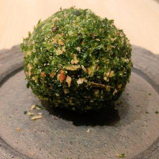 杉玉ポテトサラダ(鮨・酒・肴 杉玉 阿佐ヶ谷)