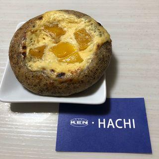 アールグレイとマンゴー(KEN・HACHI)