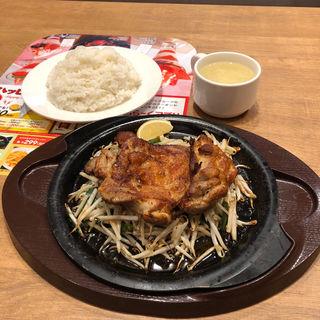 チキテキ・ピリ辛スパイス焼き(ガスト 薬院駅前店)