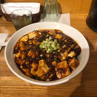 激辛麻婆麺(四川麻辣牛肉麺 )