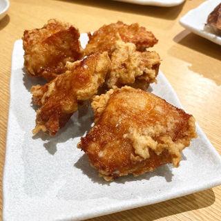 唐揚げ(タンメンと餃子KIBARU)