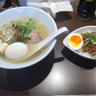 塩清湯(のだ麺 縁 桑津店)