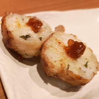 肉巻きおにぎり(肉ビストロ 熟 ルクア1100店 (ニクビストロ ジュク))