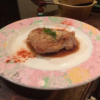 若鶏のフレンチマスタードソテー(もと街びより )