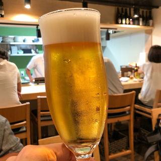 ビール(中)