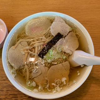 チャーシュー中華そばダブル(丸竹食堂 (まるたけしょくどう))