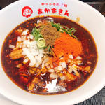 辛っとろ麻婆麺(辛っとろ麻婆麺 あかずきん 蒲田店)