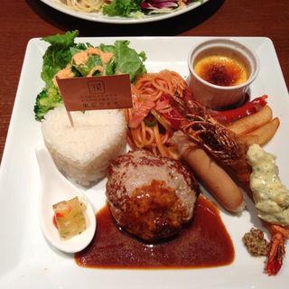 大人のお子様ランチ(東京ライス (【旧店名】The Tokyo Dining))