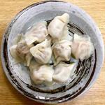 水餃子(8個)