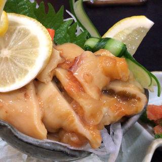 活ほや(ポン酢)(魚がし 長町店 )