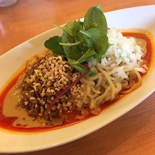汁なし坦々麺(中華そば 呵呵 (かか))
