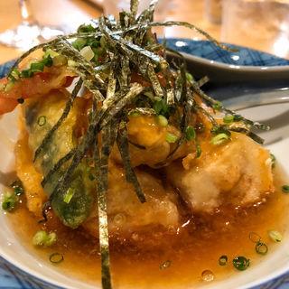 揚げ出し豆腐(和食dining 米倉)