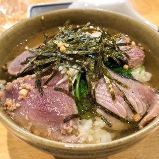 お茶漬け(和食dining 米倉)