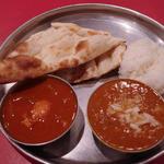 2種類カレーランチDuo Curry Lunch