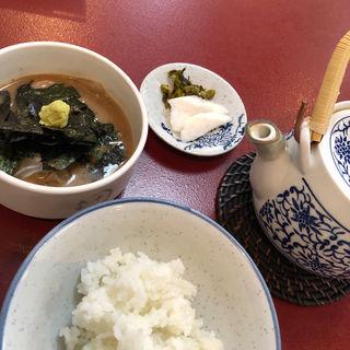 鯛茶漬け(割烹よし田 はなれ)