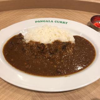 ビーフカレー(ポンガラカレー 赤坂アークヒルズ店)