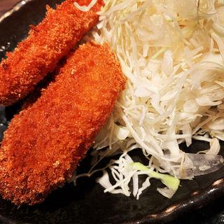 (冷やしラーメン)コロッケ定食(京風 青山)