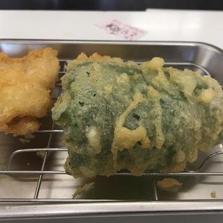 とり天定食(ピーマン)(天ぷらのひらお 貝塚店 )