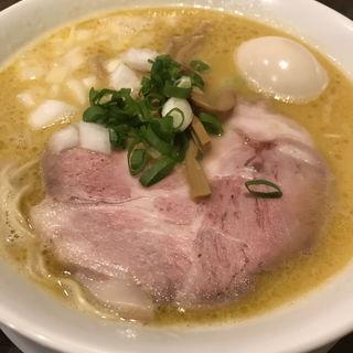 鶏そば(中華蕎麦しのざき)