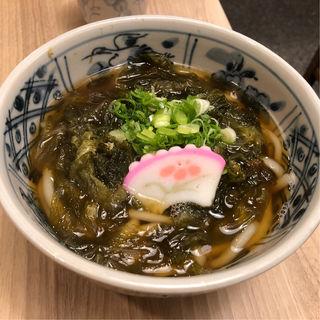 昆布うどん(七福亭 (しちふくてい))