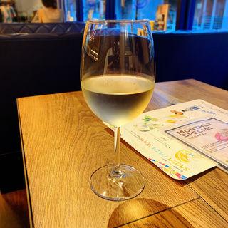 グラスワイン(白)(カフェ ハバナ トウキョウ (Caf Habana TOKYO))