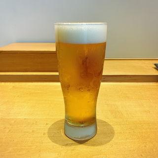 生ビール(酒彩蕎麦 初代)