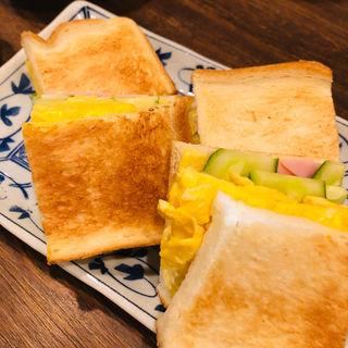 ホットサンド(食事処居酒屋 )
