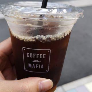 アイスコーヒー(coffee mafia)