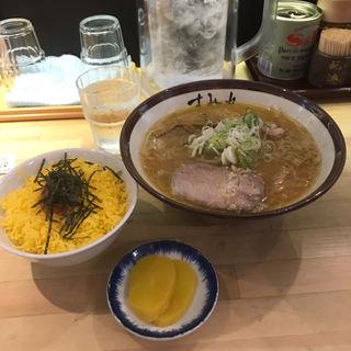 味噌ラーメン・すみれごはんセット(すみれ 横浜店)