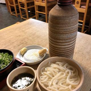 釜揚げうどん 大(太麺)(釜揚うどん 一心 )