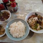 ホイコーロー定食(水新菜館 (ミズシンサイカン))