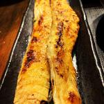サーモンハラス干し定食(ご飯大)