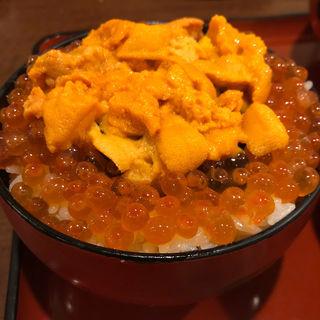 うに丼(郷土料理 こふじ )
