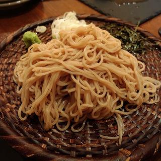 ざる蕎麦(なべや久吉 (キュウキチ))
